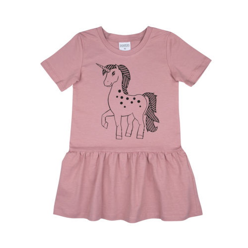 Tshirtdress_unicorn